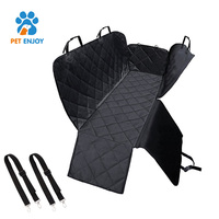 S-01 New High Quality Pet Supplies Pets Travel Cover Waterproof Cat Dog Car Cover Seat