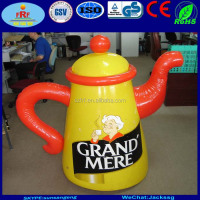 Advertising Display Inflatable Grand Mere Coffee Pot