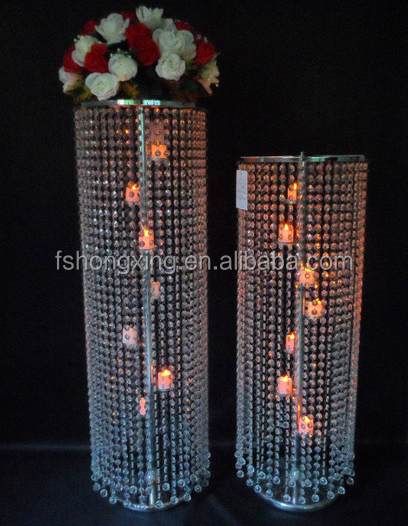 NEW!!!flower stan d with candle holder for wedding centerpieces or leadroad for wedding decoration/WEDDING/FIOWER STAND for even