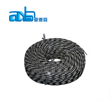 2 core twisted pair campers 2.5mm twisted kabel hoge kwaliteit PVC geïsoleerde kabel