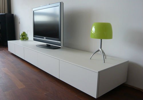 Best Choice Wooden White Tv Stand