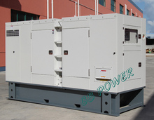 125kVa soundproof power plant with Deutz Engine