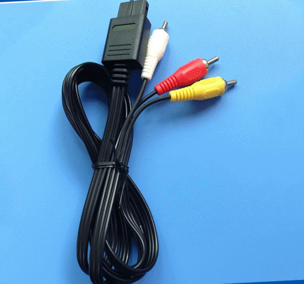 Nintendo Av Cable, Nintendo Av Cable Suppliers and Manufacturers at ...