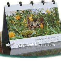Easy binding calendar size 4R