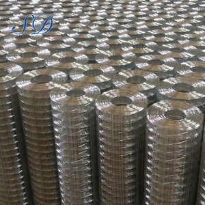 Cheap Hot Dipped Galvanized Welded Rabbit Cage Wire Mesh
