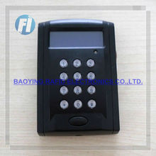rfid & nfc writer and card reader for access control, identity authentication With CE,Wiegand 26,RS232,RS485,ABA,USB,wifi,TCP-IP