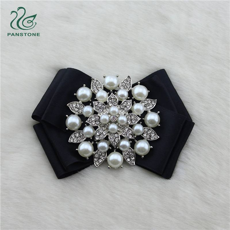 Wedding Shoe Clips Pearl