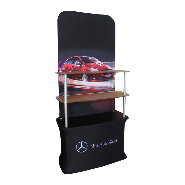 high quality magazine portable literature stands retail backwall display rack