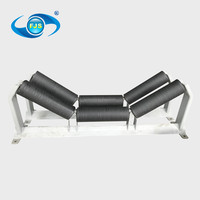 portable hdpe gravity conveyor rollers ,belt conveyor carrrying idler