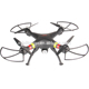 SYMA X8W WIFI FPV quadcopter drone with wireless camera rc drone paypal compared with x5sw