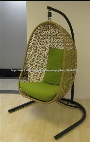 fauteuil suspendu oeuf maison design. Black Bedroom Furniture Sets. Home Design Ideas
