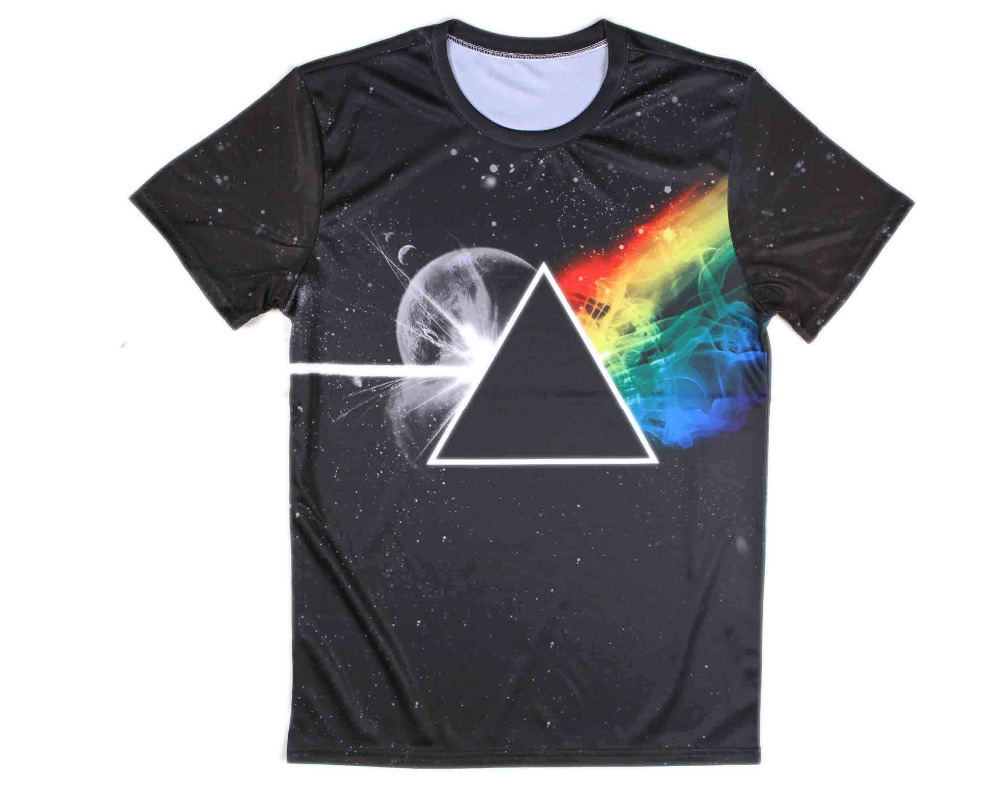 64ca3308931 Get Quotations · Black cheap vintage rock band Pink Floyd t shirts uk for  men o-neck