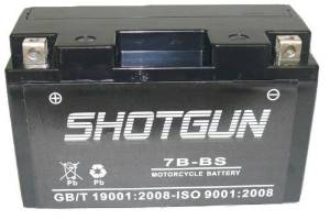 Shotgun Battery YT7B-BS 7B-4 for Suzuki DR-Z400 E/S/SM 00-11 Yamaha YFZ450 04-09