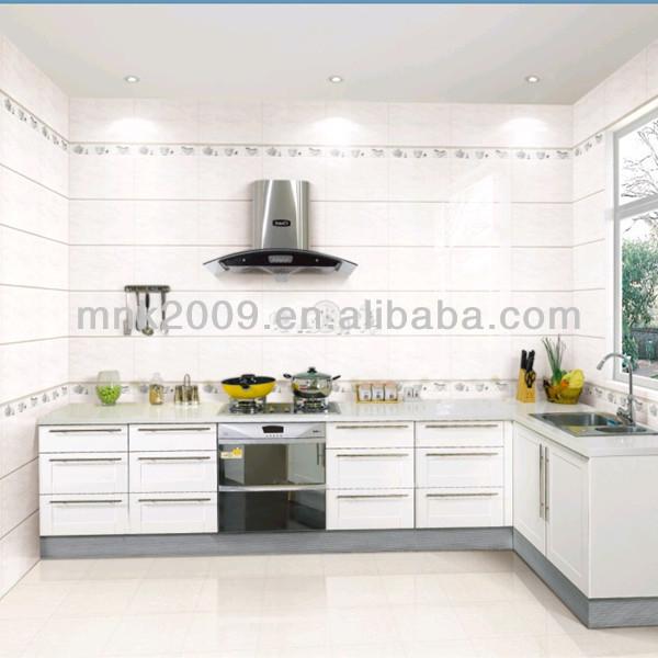 weiße wand fliesen für küche 300x450mm-Pozellan-Produkt ID ...