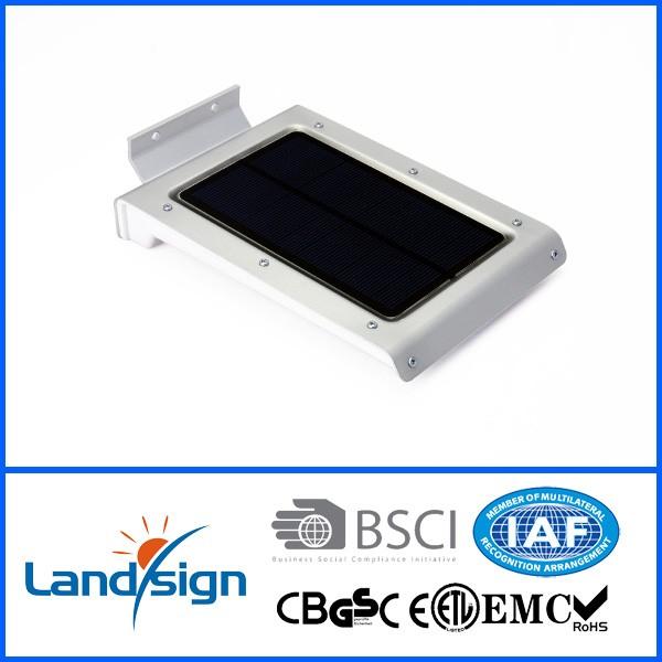 Led Outdoor Light With Smart Lighting Xltd-1605 Solar Motion ...