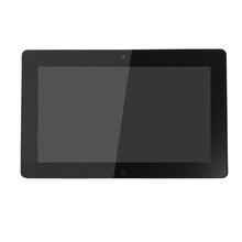 factory OEM wall mounted android 6.0 mall kiosk touch screen with camera