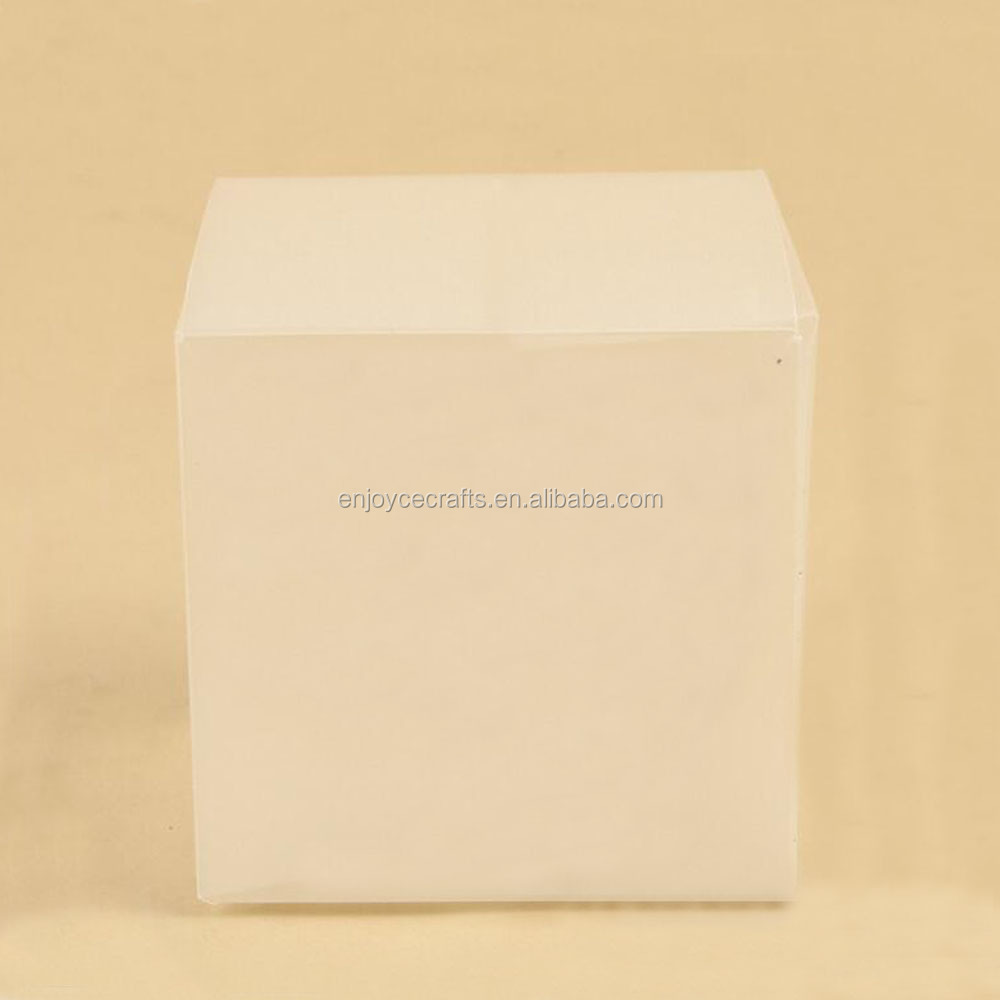 Factory wholesale pp/pet/pvc frosted switch box with kinds of thickness