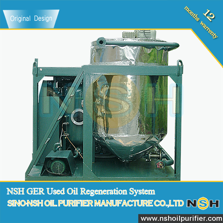 Factory Price Used Motor Oil To Diesel, Waste Oil To Diesel Plant, Waste Oil Recycling Equipment