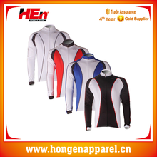 2015 chinees thermische fleece <span class=keywords><strong>usa</strong></span> wielershirts lange mouw ademend fiets kleding/goedkope fiets kleding