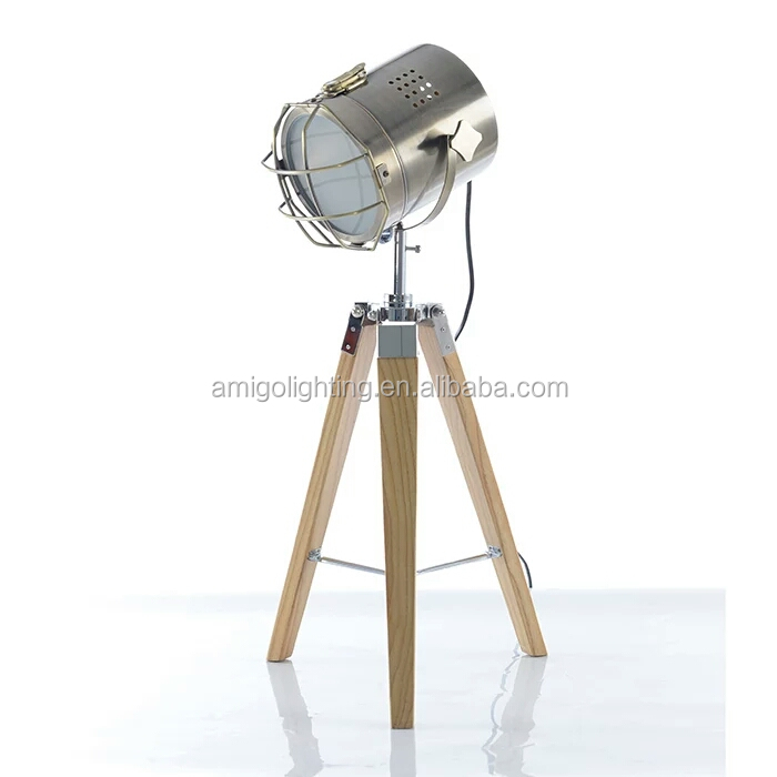 home decorative table lamp design made in china wood table lamp AT910AB