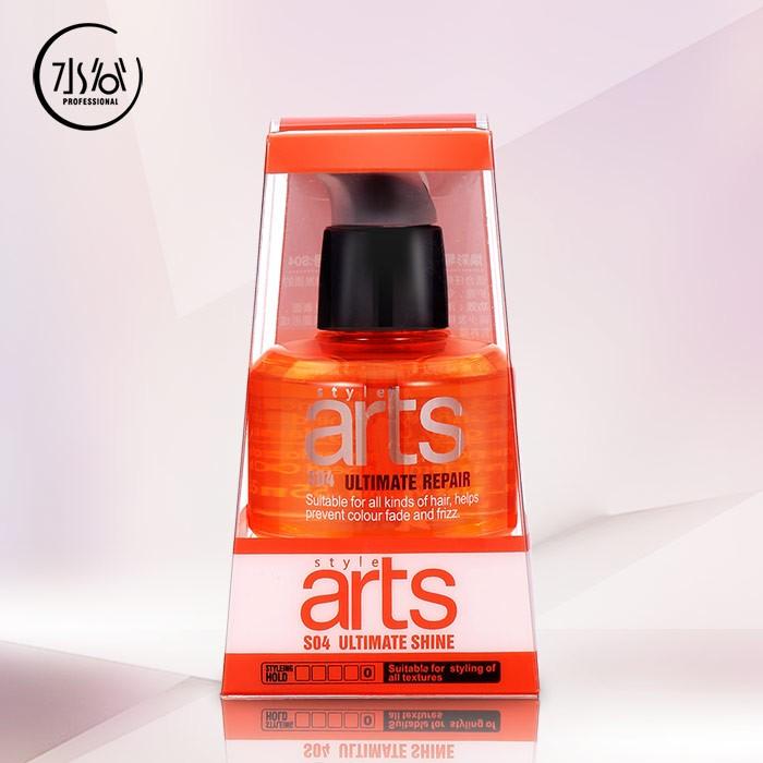 Top quality salon used hair oil shining hair oil