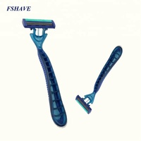 Excellent Twin Blade Manual Shaving Disposable Razor For Man With Changing Cartridges