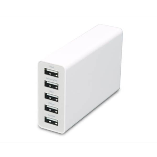New arrival EU US Europe Plug Wall 5 USB Charger 5A Portable Travel Power Adapter Phone