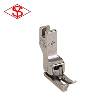 CNC Machining Services Industrial Presser Foot For Cover Stitch