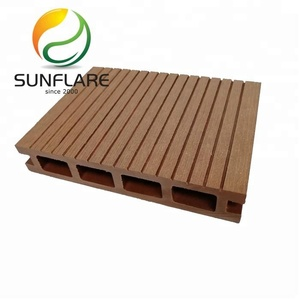 135x25mm plastic composite dock garden decking