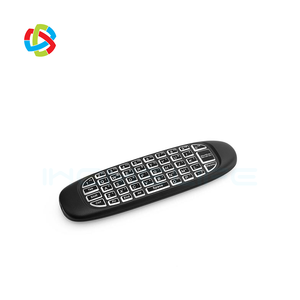 Mini C120 Colorama mx3 air mouse remote control for samsung smart tv S912 Android tv box wireless keyboard