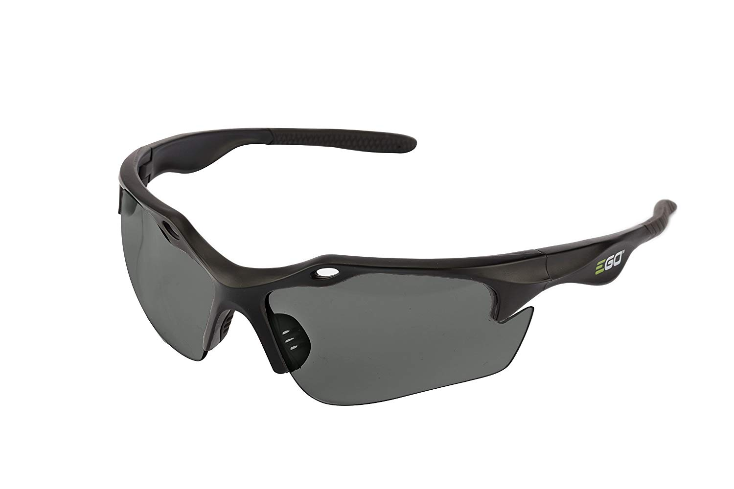 a620ffedb881 Get Quotations · EGO Power+ GS002 Anti-scratch Safety Glasses with  99.99-Percent UV Protection and ANSI