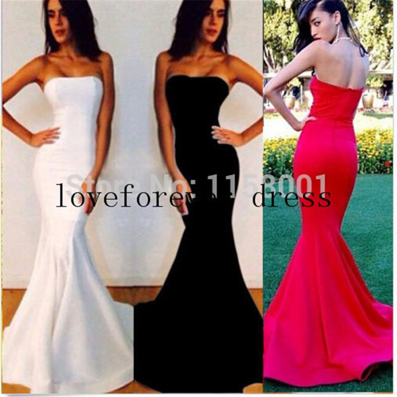 927560f97e0 Платье на выпускной белое с шлейфом - Модадром