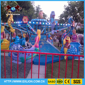 China professional amusement rides manufacturer ocean walk for sale