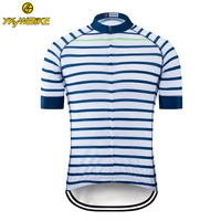High quality Men's Cycling Jerseys Cycling gear with version Fine Lycra