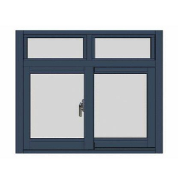 aluminum double glazing sliding windows