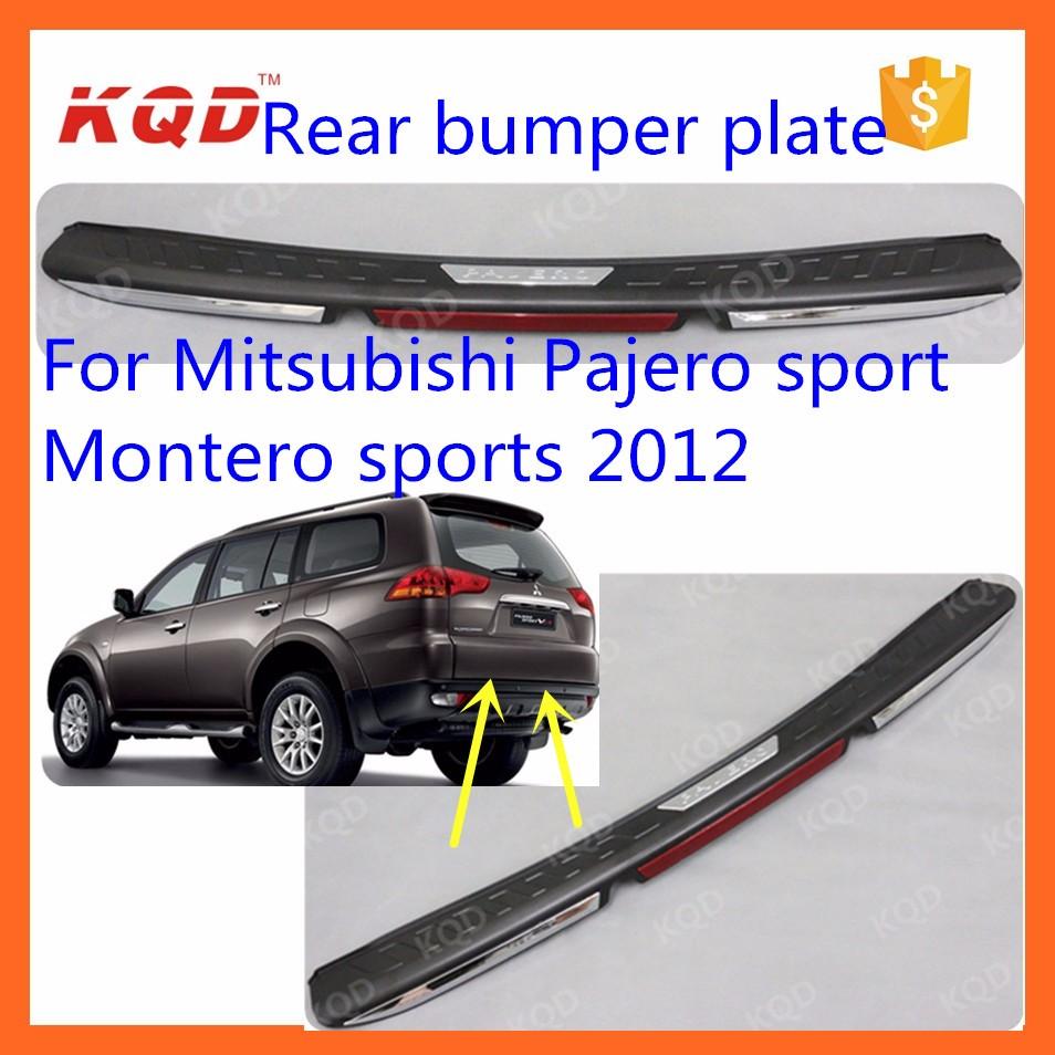Car Door Accessories Window Deflector For Mitsubishi