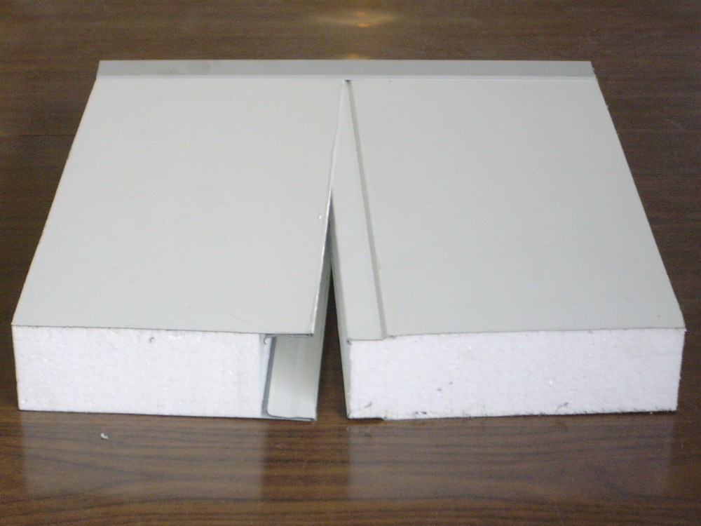 Lightweight exterior wall fireproof precast foam concrete for Foam panel house