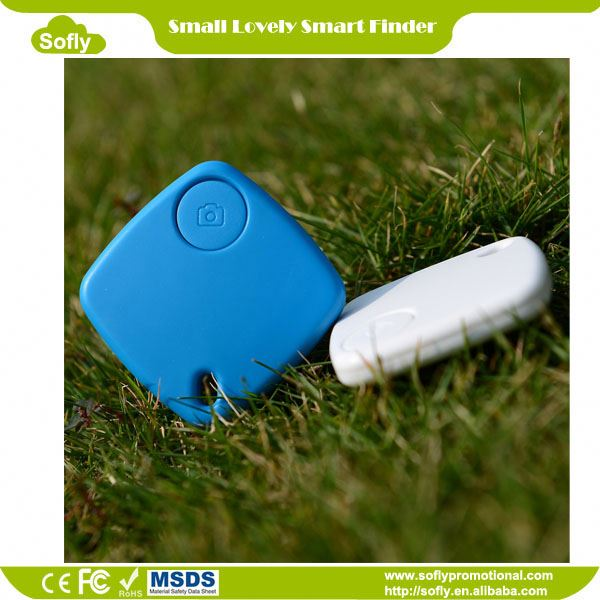 GPS Tracker Bluetooth Key Finder Locator Sensor Alarm Anti Lost Wallet Pet Child Locator