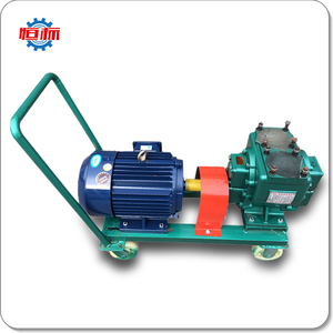 YHCB series arc gear oil pump special for the tank truck transfer fuel oil gear pump
