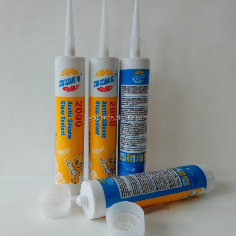 waterproof joint sealant adhesive silicone rubber compound