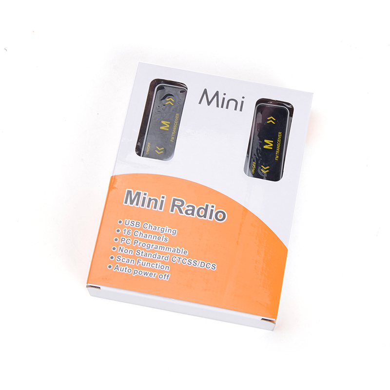 VITAI VT-M3 Hottest Mini Walkie Talkie 16Channels 0.5W Factory Outlet Radio