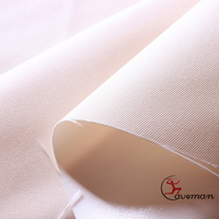 100% polyester twill gabardine fabric all color for work wear,sportswear and rain coat