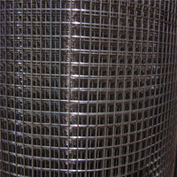 Cheap burr-free Strong wear-resisting stainless steel 2x2 galvanized welded wire mesh for fence panel