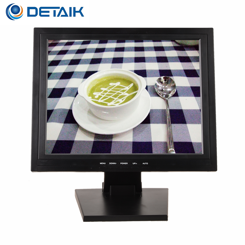 Brand New 15 inch Touch Screen Monitor LCD POS VGA TOUCHSCREEN KIOSK RESTAURANTBrand New 17 inch Touch Screen Monitor LCD POS VG