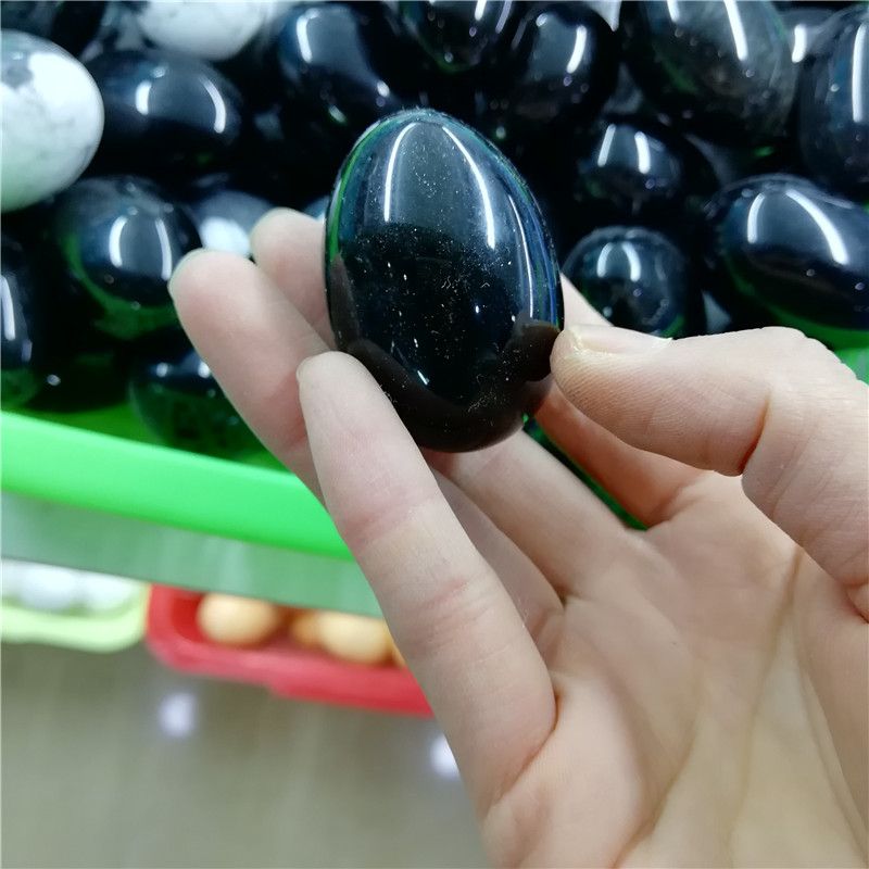 Wholesale yoni egg jade, obsidian eggs yoni eggs for vagina
