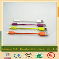 powerbank charging and data cable high speed micro usb cables, 5 wire micro usb data cable
