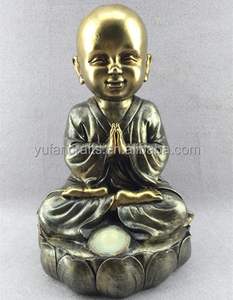 Wholesale Resin Laughing Buddha Statues Home Decor