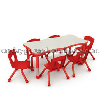 (HB 0610) Walmart Table Chairs/ Fancy Plastic Kid Chair/ Yellow Children