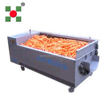 carrot washer/carrot peeling machine/carrot processing machine