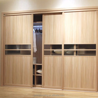 modern wooden wardrobe closet bedroom furniture